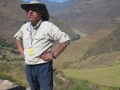 Our guide for Pisac