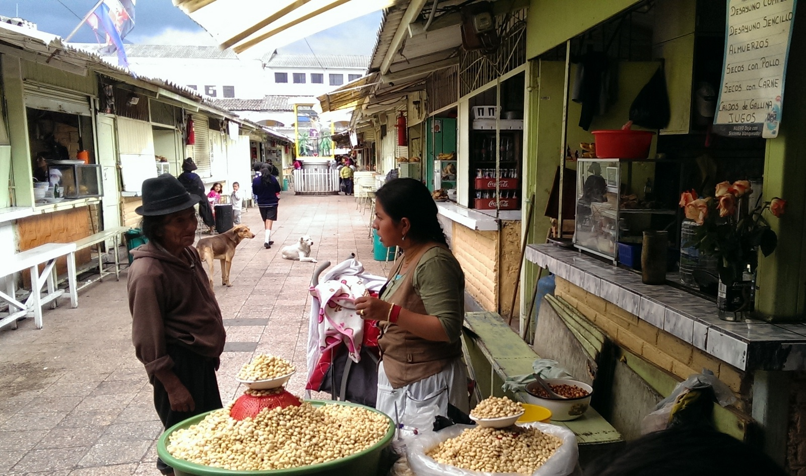 Otavalo - The Real Market