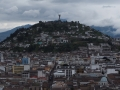 Quito from on high