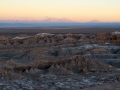 Sunset over the Atacama