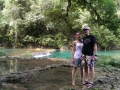 At the pools (Semuc)