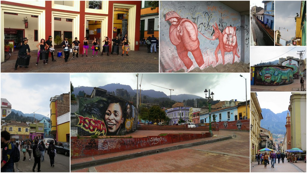 Candelaria Collage